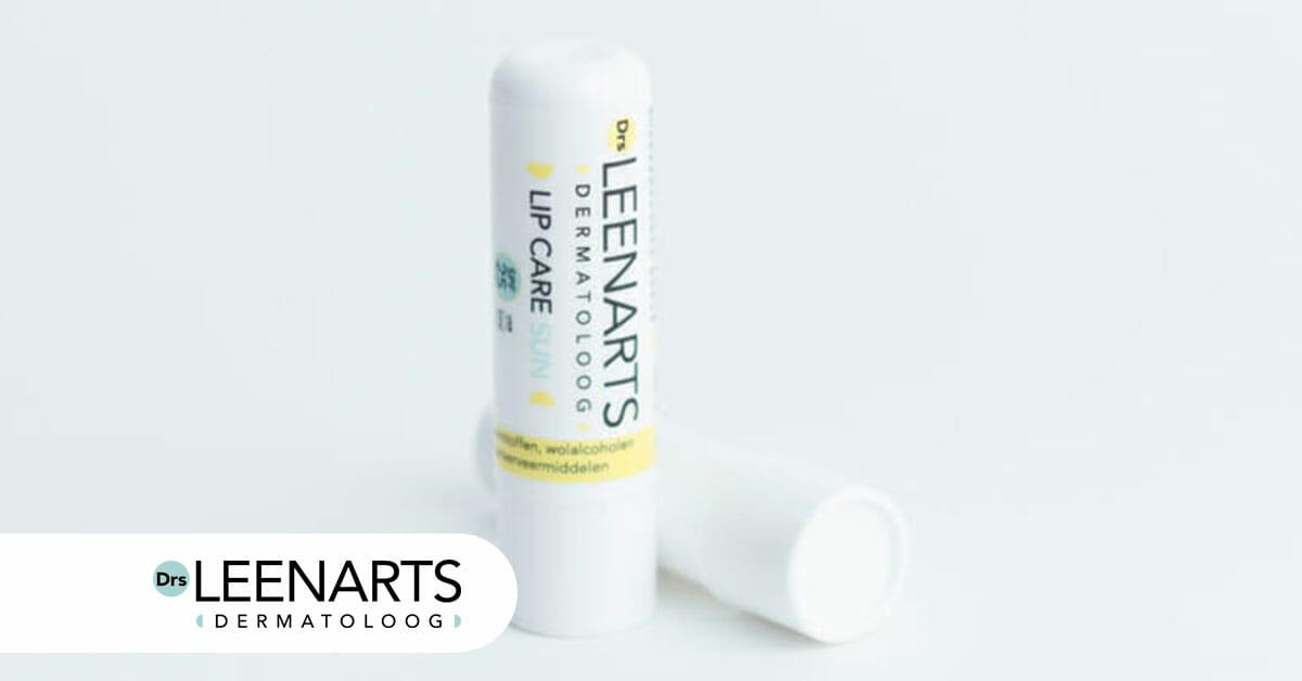 lipcare SPF25 Drs. Leenarts. Dermatoloog