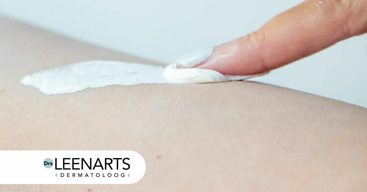Zelf huidallergie testen dermatoloog Leenarts plaktest en ROAT