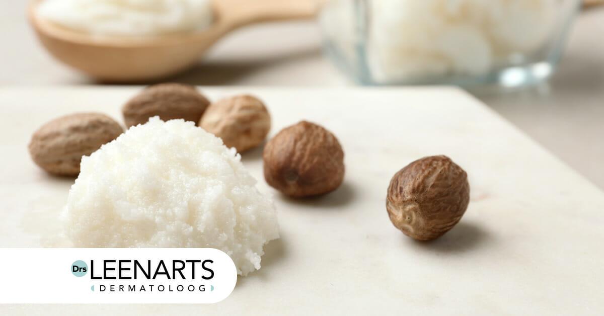 Sheaboter, sheabutter, ingredient, huidverzorging