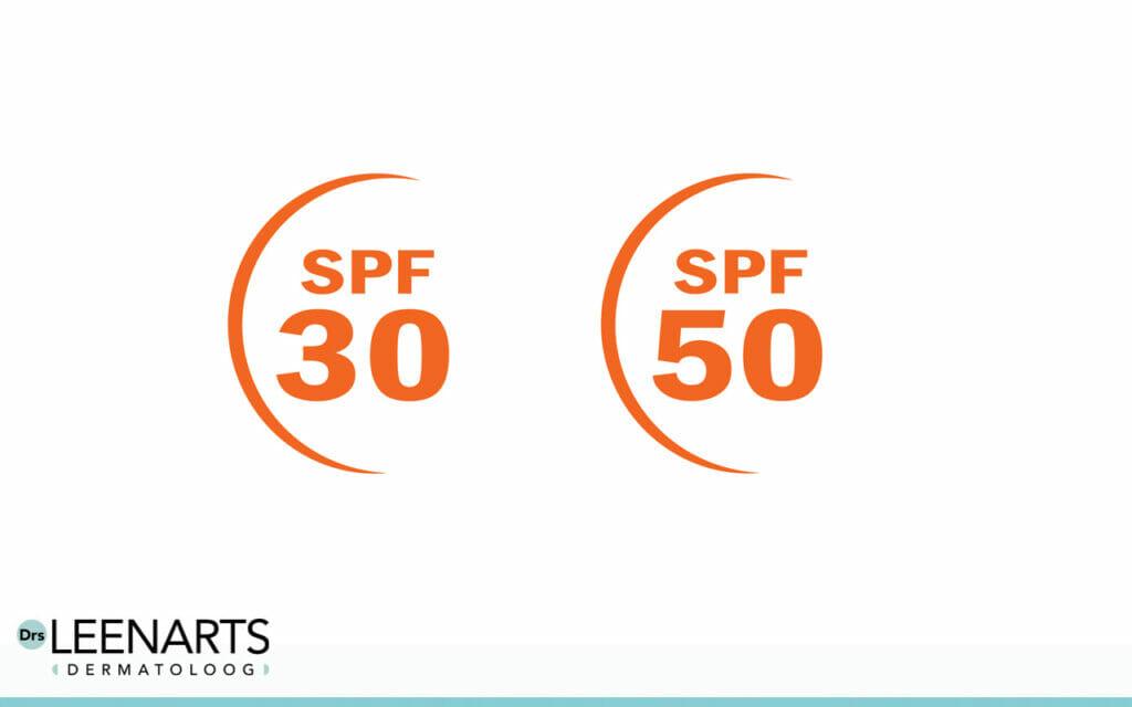 Zo werkt SPF, verschil tussen factor 30 en factor 50