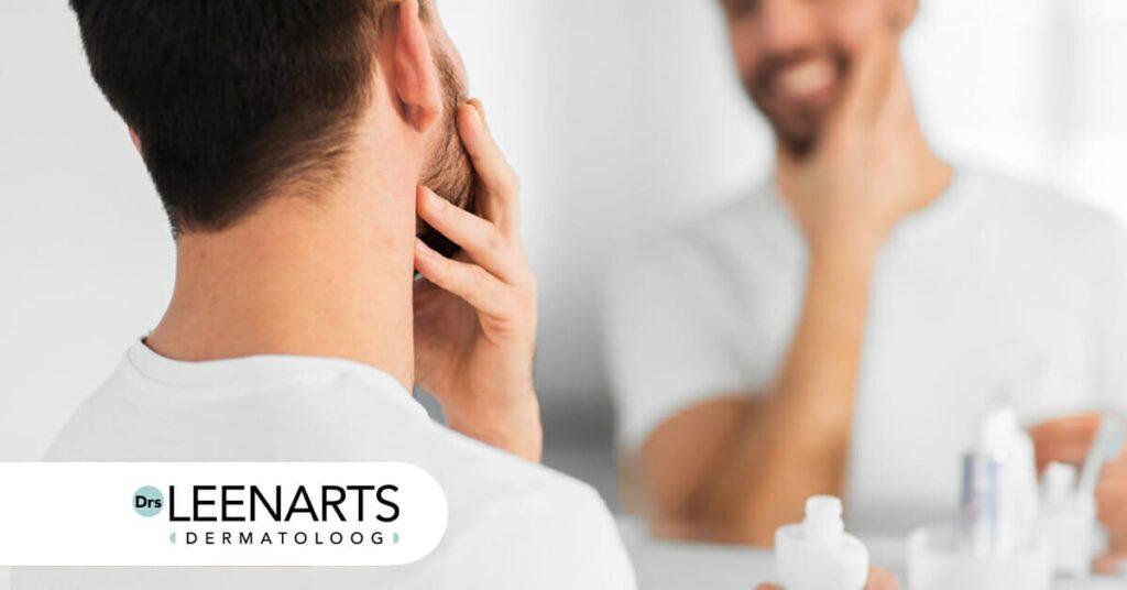 Aparte huidverzorging voor mannen?