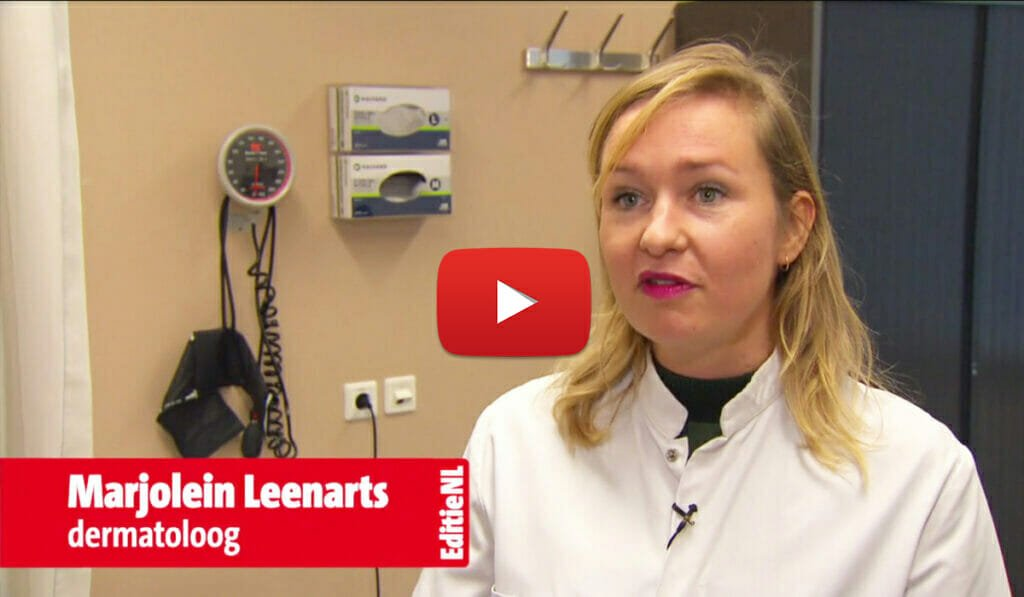 Drs Leenarts over cosmetica en claims zoals natuurlijk biologisch en hypoallergie in EditieNL en RTL nieuws
