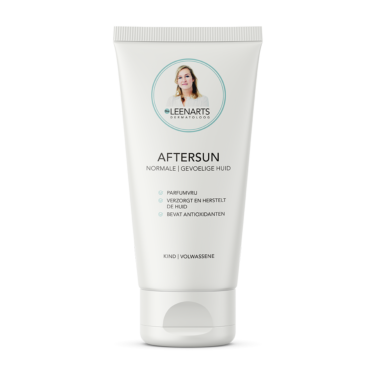 Packshot Drs Leenarts Aftersun tube 150ml