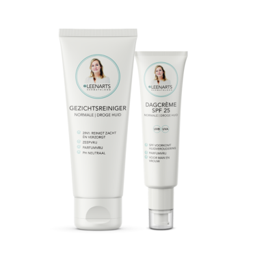 Packshot van Drs Leenarts Daily essentials facecare set